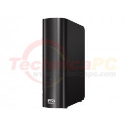 Western Digital My Book Live 3TB Ethernet WDBACG0030HCH HDD Exernal 3.5""