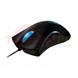 Razer DeathAdder Blue Light Wired Mouse
