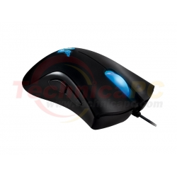 Razer DeathAdder Blue Light Left Handed Wired Mouse