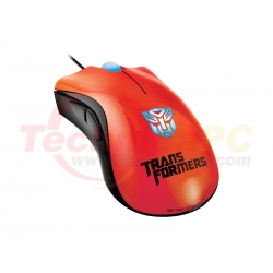 Razer DeathAdder Transformers 3 Optimius Prime Wired Mouse