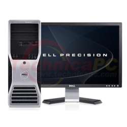 DELL Precision T5500 Xeon E5607 Desktop PC