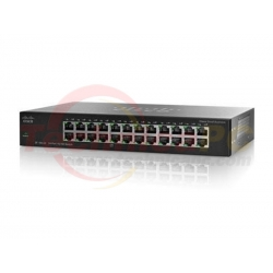 Linksys SR224T 24Ports Rackmaount Switch 10/100