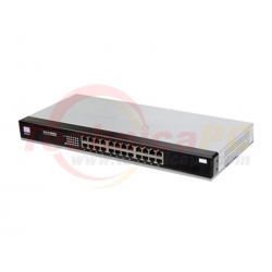 Linksys SR224R 24Ports Rackmaount Switch 10/100
