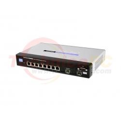 Linksys SRW2008-EU 8Ports Switch 10/100/1000 Gigabit