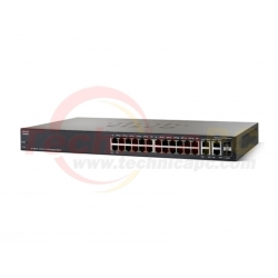Linksys SRW224G4-K9-EU 24Ports Switch 10/100