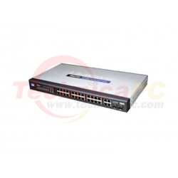 Linksys SRW224G4P-EU 24Ports Switch 10/100