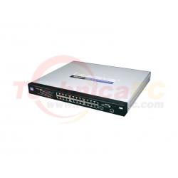 Linksys SRW2024P 24Ports Switch 10/100/1000 Gigabit