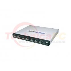 Linksys SRW2048-EU 48Ports Switch 10/100/1000 Gigabit