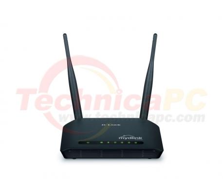 D-Link DIR-605L 300Mbps Wireless Router