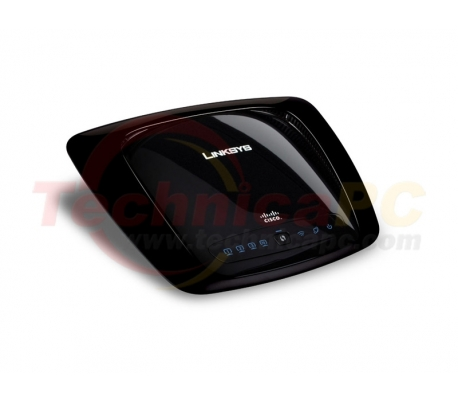 Linksys WRT160N Wireless Router