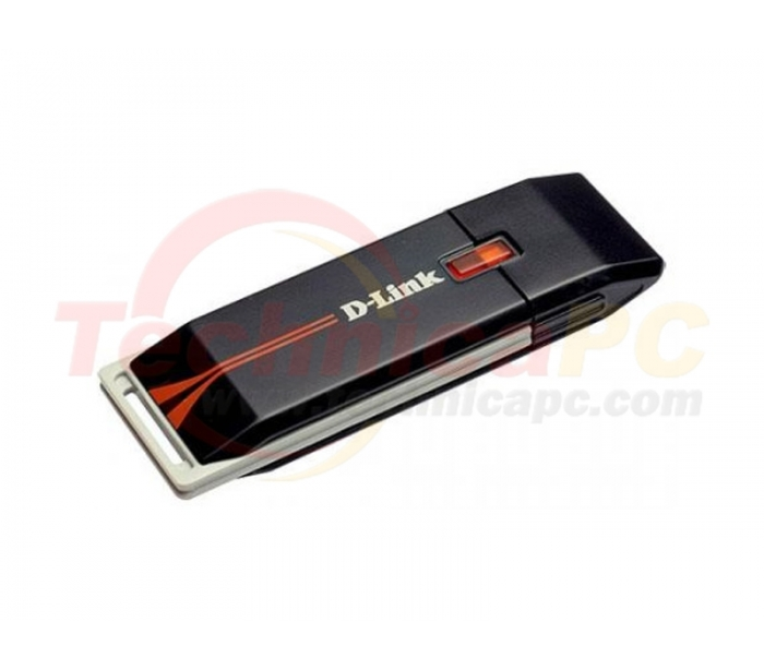 D Link DWA 120 54Mbps Wireless LAN USB Adapter