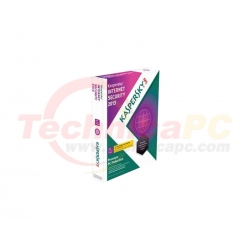 Kaspersky Internet Security 2013 for 1Computer Anti Virus Software