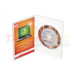 Windows 7 Home Premium 32-bit Microsoft OEM Software