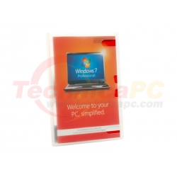 Windows 7 Profesional 64-bit Microsoft OEM Software