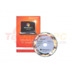 Windows 7 Home Ultimate 32-bit Microsoft OEM Software