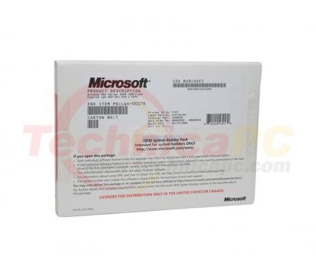 Windows Web Server 2008 32-bit Microsoft OEM Software