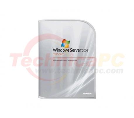 Windows Server CAL 2008 DSP OEI 1Clt Microsoft OEM Software