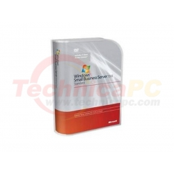 Windows Small Business Server Standard 2008 Microsoft OEM Software
