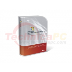Windows Essential Business Server Standard 2008 Microsoft OEM Software