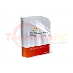 Windows Essential Business Server Premium 2008 Microsoft OEM Software