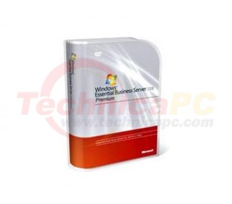 Windows Essential Business Server Premium 2008 Microsoft OEM Software