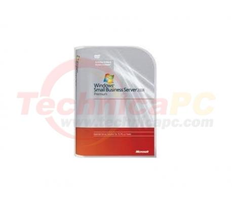 Windows Small Business Server Premium CAL Ste 2008 DSP OEI 1Clt Microsoft OEM