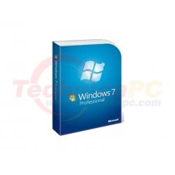 Windows 7 Pro 32-bit Microsoft FPP Software