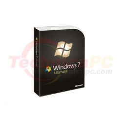 Windows 7 Ultimate 32-bit Microsoft FPP Software