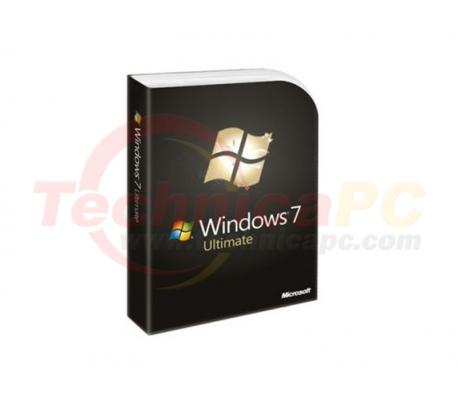 Windows 7 Ultimate 32-bit Microsoft FPP Software