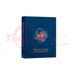 Adobe Authorware V7 Graphic Design Software