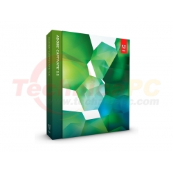 Adobe Captivate V5.5 Graphic Design Software