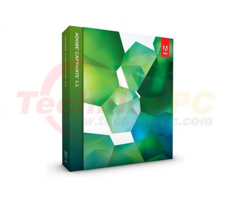 Adobe Captivate V5.5 Graphic Design Software