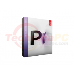 Adobe Premiere Pro CS5 Graphic Design Software