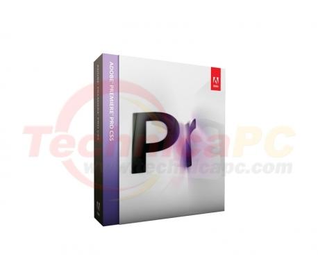 Adobe Premiere Pro CS5 Graphic Design Software