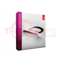 Adobe InDesign CS5 Graphic Design Software