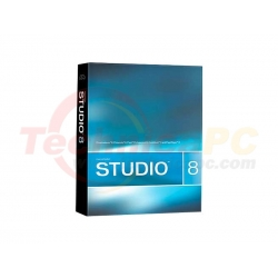 Adobe Studio 8 Graphic Design Software