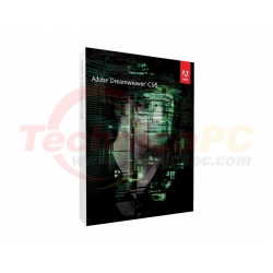 Adobe DreamWeaver CS6 Graphic Design Software