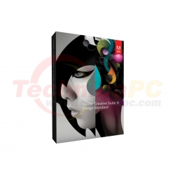 Adobe Creative Suite 6 Design Standard Graphic Design Software