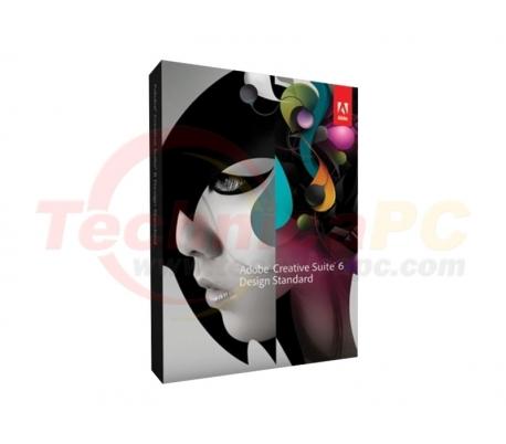 Adobe Creative Suite 6 Design Standard Graphic Design Software