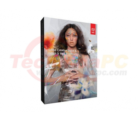 Adobe Creative Suite 6 Design and Web Premium Graphic Design Software