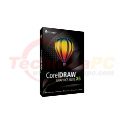 Corel Draw X6 Graphics Suite Graphic Design Software