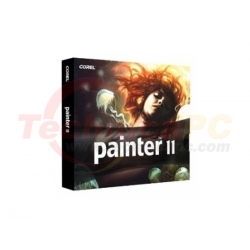 Corel Painter 11 EN PCM Asia Graphic Design Software