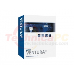 Corel Ventura 10 Graphic Design Software