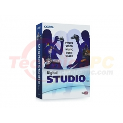 Corel Digital Studio 2010 EN Graphic Design Software