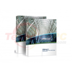 ZWCAD Professional 2011 Graphic Design Software