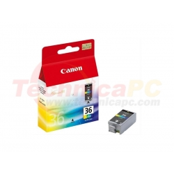 Canon Cli 36 Color Printer Ink Cartridge
