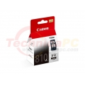 Canon PG 810 Black Printer Ink Cartridge