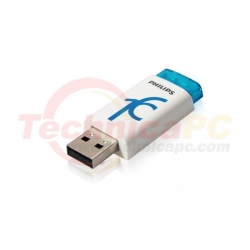 Philips Eject Edition 2.0 16GB USB Flash Disk
