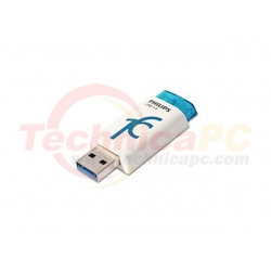 Philips Eject Edition 3.0 16GB USB Flash Disk
