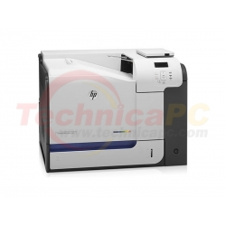 HP Laserjet M551DN Laser Color Printer